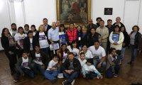 Ducoté recibió a familiares de víctimas de la inseguridad