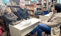 Provincia comenzó a restablecer subsidio a una biblioteca popular