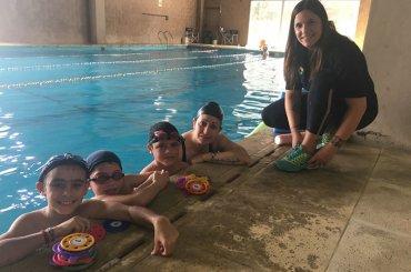 La Escuela Municipal de Natación está en marcha con cambios