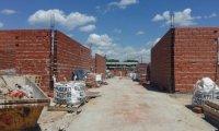 El Municipio no descarta demoler la estructura del futuro hospital que erigió Zúccaro