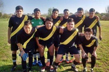 Actividad acotada en la Liga Municipal de Fútbol 7