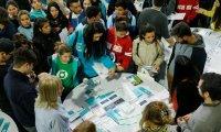 La oferta académica del distrito se lució en una nueva edición de Expo Educativa