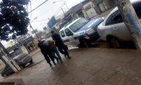 Detienen a delincuente que asaltó a una mujer en el centro de Derqui
