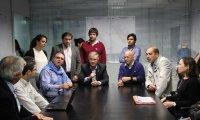 Anuncian la llegada de la fibra óptica de ARSAT a Pilar