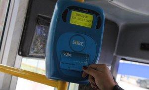 Comienza a regir un nuevo aumento en el transporte público