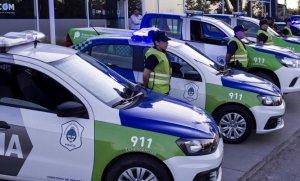 El Municipio sumó nuevas patrullas policiales