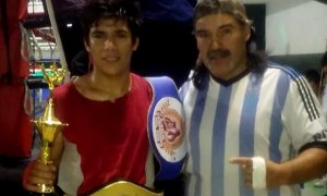 Boxeo amateur: Fernando Torres se consagró en el Campeonato de las Estrellas