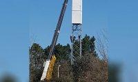 Denuncian la instalación de una antena de telefonía presuntamente clandestina