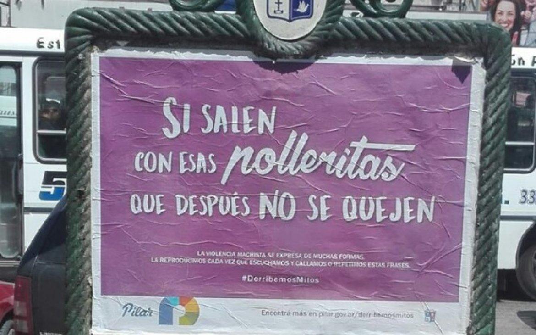 El Municipio Defendió La Polémica Campaña Contra La