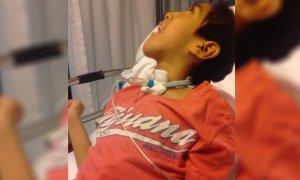 El Municipio se comprometió a ayudar a niño electrodependiente para que Edenor no le corte la luz