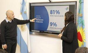Con mil indicadores estadísticos, la Comuna busca construir una radiografía de Pilar
